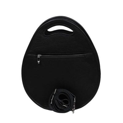 skórzany plecak torebka w jednym