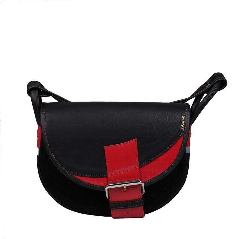 skórzana torebka damska na ramię
