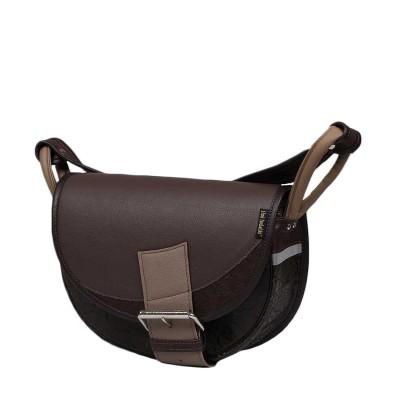 skórzana torebka damska handmade