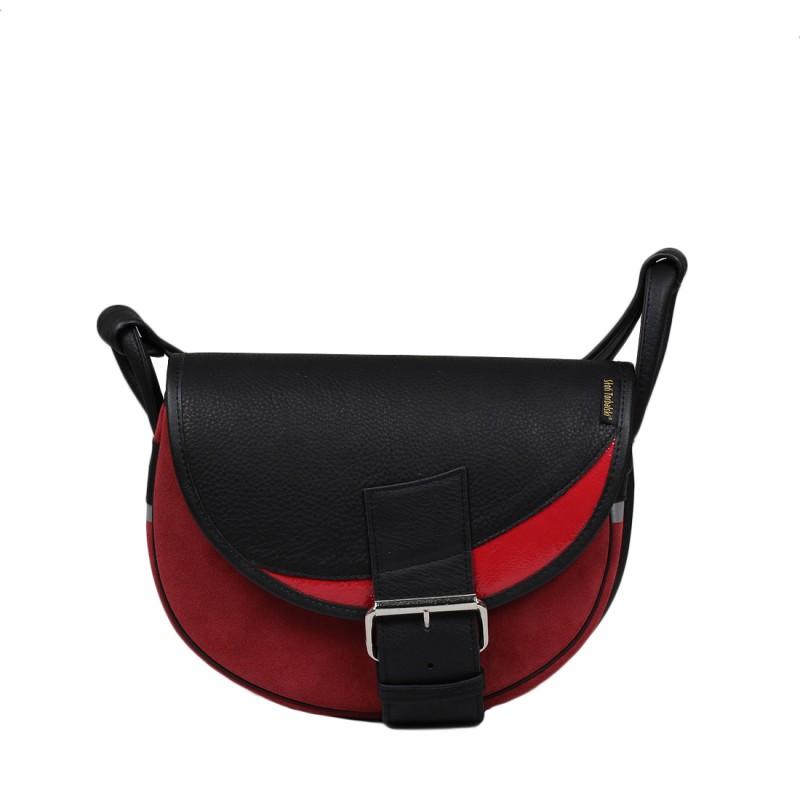 Damska torebka skórzana handmade