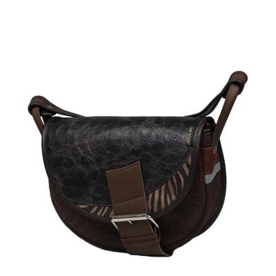 skórzana torebka handmade