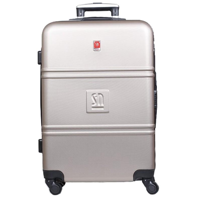 walizka large ciemny popiel