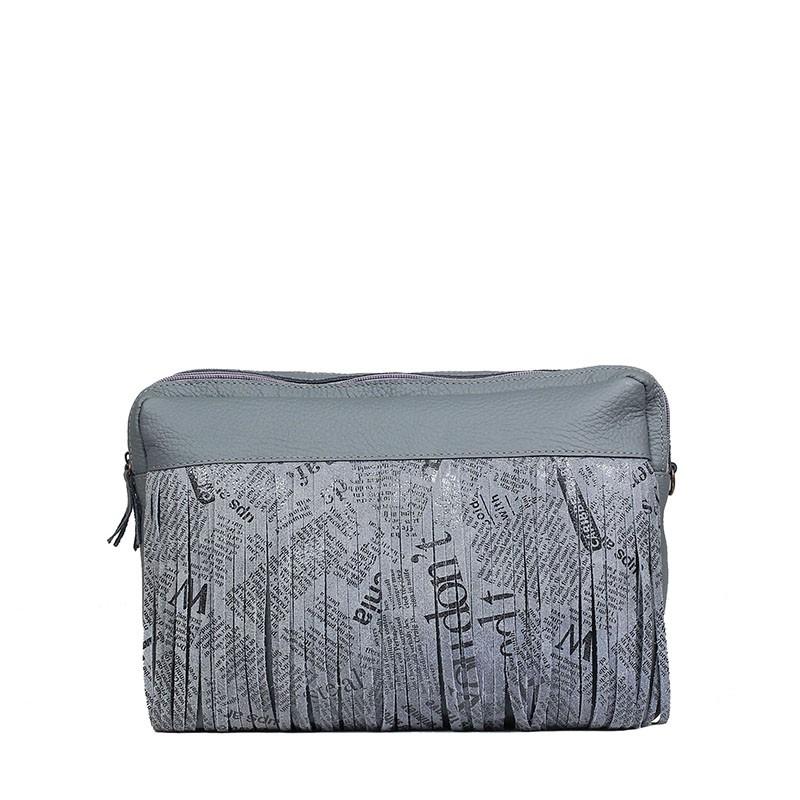 Leather shoulder bag Reni