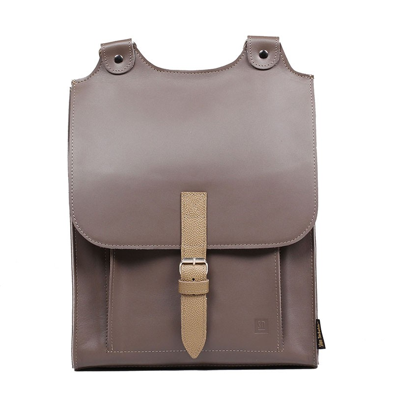 Plecak skórzany Bookpack