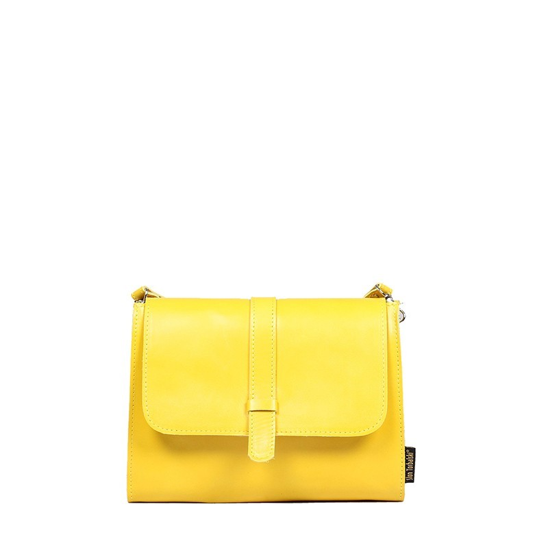 leather shoulder bag Nawojka