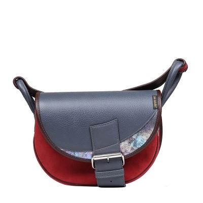 damska skórzana torebka