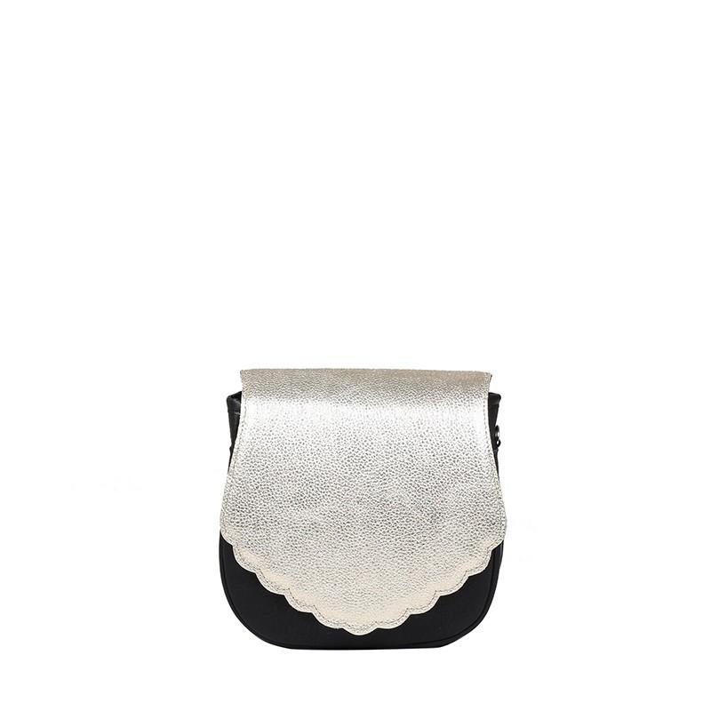 mała skórzana torebka