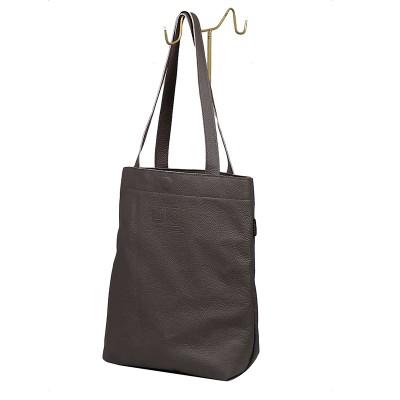 torba shopper skórzany