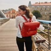 Słoniowe plecaki to idealni towarzysze w trakcie wiosennych i letnich wycieczek 🌸 Wiecie gdzie zostało zrobione to zdjęcie? ❤️  W roli głównej Teofila, czyli plecak z kolekcji Cracow Bag, w sklepie online czeka na Was w 8 różnych kolorach! Wszystkie uszyte ręcznie z najwyższej jakości skóry w Krakowie. Link do naszego sklepu znajduje się w BIO ➡ www.slontorbalski.pl   #modanpolka #plecak #skorzanyplecak #leatherbag #wiosennastylizacja #plecakvintage #plecakskorzant #instawtorek #moda #wspierampolskiemarki #szyjemywpolsce #rekodzielo #recznieszyte #madeinpoland  #slontorbalski  #moda2021 #fashion #fashionstyle #polskadziewczyna #trendy2021 #stylizacja #oodt #styleinspo #krakow #polskamarka #modnamama #plecakskórzany #handmade